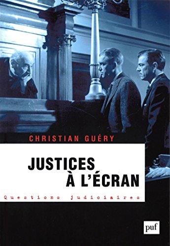 Livres gratuits en ligne Justices à l'écran pdf, epub ebook