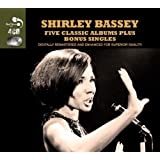 Five Classic Albums [Audio CD] Shirley Bassey