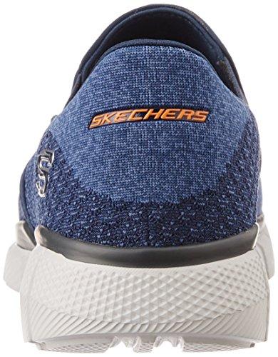 Skechers Herren Equalizer 2.0 Sneaker Blau (Nvy)