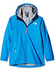 The North Face B Eleden Rain Triclimate - Chaqueta Niño, color azul, talla XL