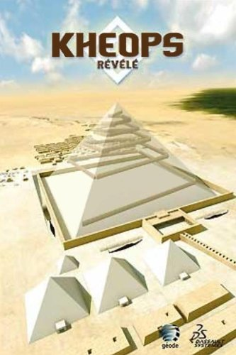 Khéops Révélé (DVD + DVD-ROM 3D)