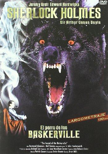 Sherlock Holmes: El perro de los Baskerville [DVD]