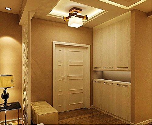Plafoniere Soffitto E27 : Mengke e moderna plafoniera montaggio minimalista lampada da