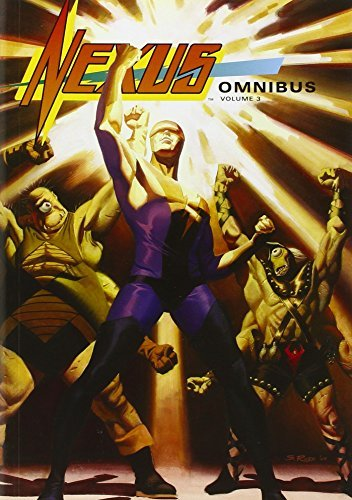 Nexus Omnibus Volume 3 by Mike Baron (2013-09-03)