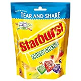 Starburst Fruit Chews Original 192g - fruchtige Kaubonbons