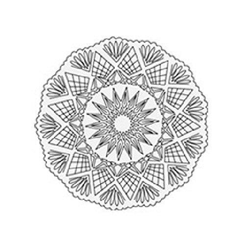 Aristea – 10 plateaux étoile Prairie pour gâteaux et semifreddi