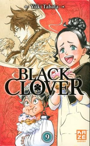 Black Clover, Tome 9 : la plus forte des...