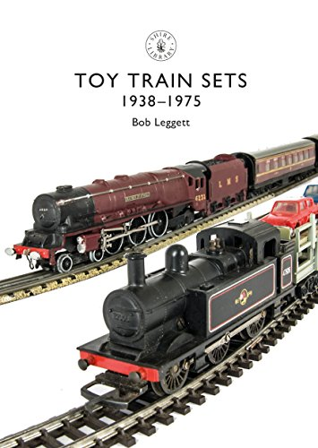 Toy Trains: 1935–1975 (Shire Library) por Bob Leggett
