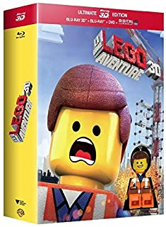 La Grande Aventure [Édition Ultimate limité Porte-clefs Lumineux Lego Emmet 3D + Blu-Ray + DVD + Copie Digitale] (B00NFTBKO8) | Amazon price tracker / tracking, Amazon price history charts, Amazon price watches, Amazon price drop alerts