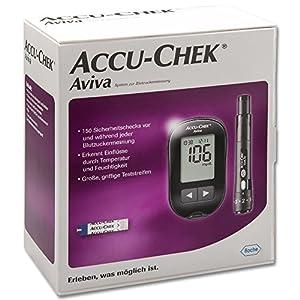 ACCU-CHEK ACCU CHEK Aviva III Set mg/dl – 1 St 06114986