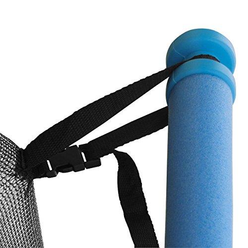 Kinetic Sports Gartentrampolin Ø 430 cm - 4