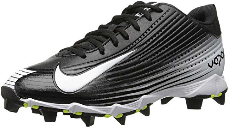 Nike Men'S Vapor Keystone 2 Low Baseball Cleat, Negro/Blanco, 42 D(M) EU/7.5 D(M) UK
