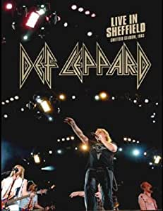 Def Leppard - Hometown - Live In Sheffield