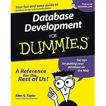 Database Development for Dummies by Allen G. Taylor (2000-11-01)