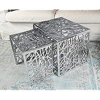 Suchergebnis Auf Amazon De Fur Silber Couchtische Tische Kuche