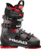HEAD Herren Advant Edge 95 Skischuhe, Anthracite/Black-Red, 285