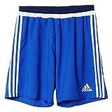 adidas Herren Teamhose CAMP 15 Shorts, bold blau/dunkel blau/Weiß, M, S17037