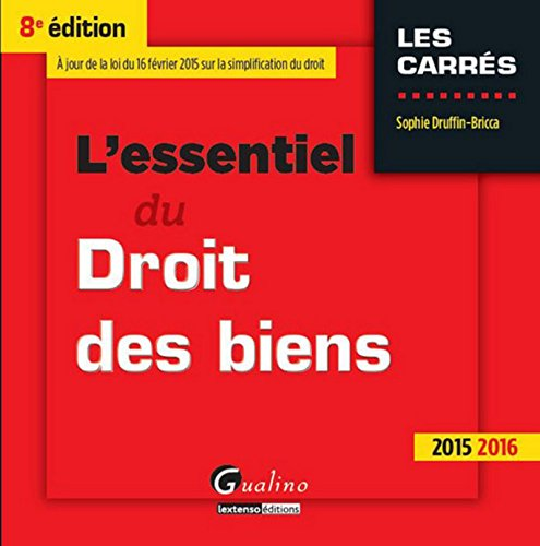 l-39-essentiel-du-droit-des-biens-2015-2016-8me-ed