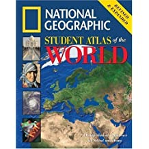 National Geographic Student Atlas of the World: Revised Edition by National Geographic (2005-07-01)