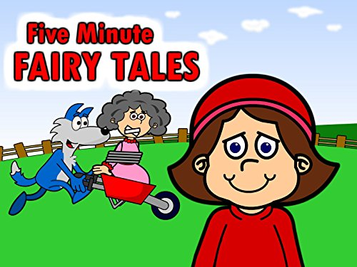 Five Minute Fairy Tales