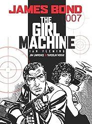 James Bond: Girl Machine (James Bond (Graphic Novels)) (James Bond 007)
