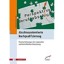 Abschlussorientierte Nachqualifizierung: Praxiserfahrungen der regionalen und betrieblichen Umsetzung (Perspektive Berufsabschluss)