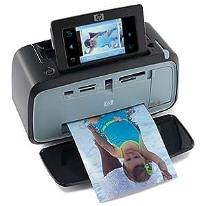 HP Photosmart A626 Compact Photo Printer