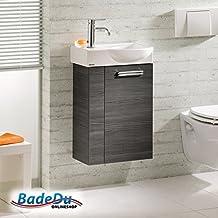 Kleines Waschbecken Mit Unterschrank Für Gäste Wc suchergebnis auf amazon de für waschbecken unterschrank klein
