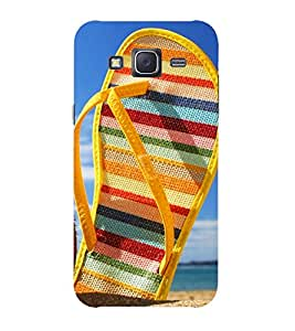 Doyen Creations Designer Printed High Quality Premium case Back Cover For Samsung Galaxy J2