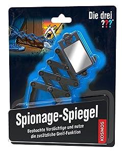 Kosmos 630508 Juego de rol Espionaje Juguete Individual - Juegos de rol (Espionaje, Juguete Individual, 6 año(s), Niño, Monótono, 204 mm)