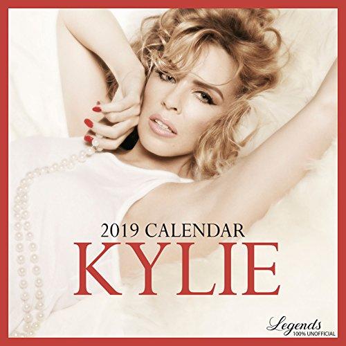 KYLIE Minogue 2019Kalender Wand Square (30cm x 30cm) versiegelt mit gratis Ziehen Poster (Plus Einen kostenlosen Weihnachts Geschenk von Nov 1.)