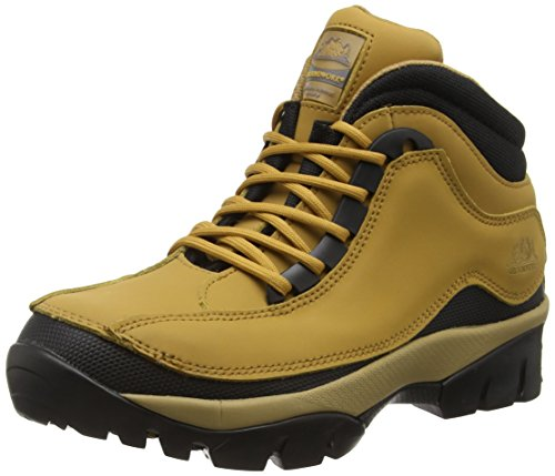 Groundwork Gr386, Botas de Seguridad Mujer, Beige Honey, 44.5 EU talla del fabricante: 10 UK