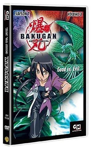Bakugan Battle Brawlers - Saison 1 - Volume 3