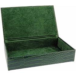 Small Box B empty coconut Size: U Color: GREEN
