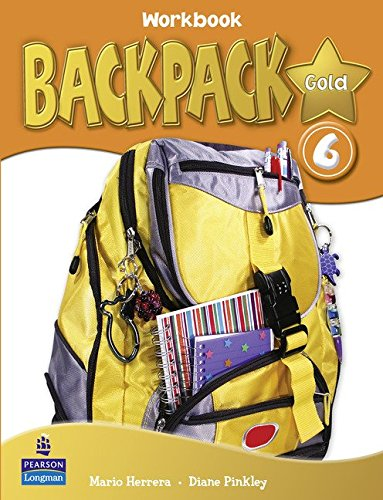 Backpack Gold 6 Workbook, CD and Content Reader Pack Spain