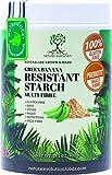 Banana Verde Amido Resistente - 400g