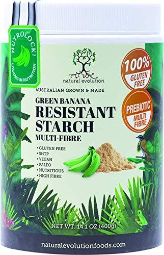 Grüne Bananen-resistente Stärke – 400g