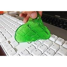 Ewin24 Paquete De 3 Magia Hightech Super Clean Ciber teclado limpieza del polvo del gel del compuesto