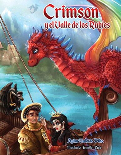 Crimson y el Valle de los Rubíes por Valerie Pike