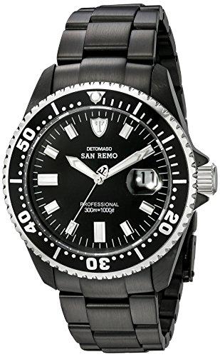 detomaso-san-remo-reloj-automatic-forza-di-vita-para-hombre-color-negro
