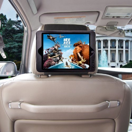 TFY iPad Mini & iPad Mini 2 Car Headrest Mount Holder  available at amazon for Rs.2677