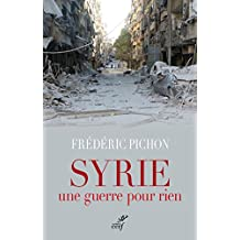 Syrie, une guerre pour rien (French Edition)