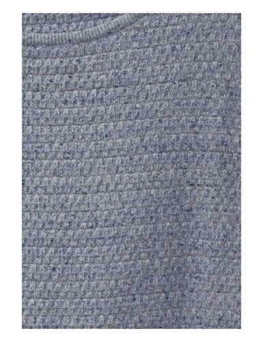 Cecil Damen Pullover Blau (Denim Heather Melange 11148)