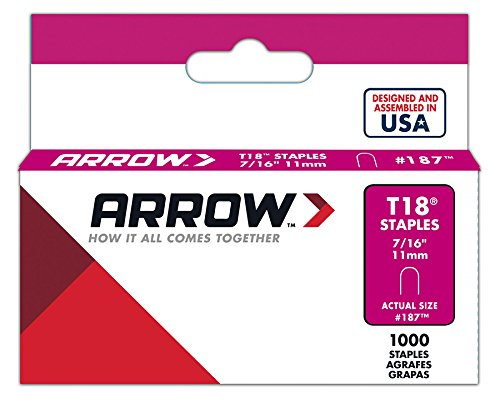arrow-t18-staples-box-5000-11mm-7-16in