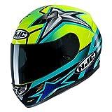 Helmet HJC CS-15 TONI ELIAS 24 BLUE/YELLOW XL