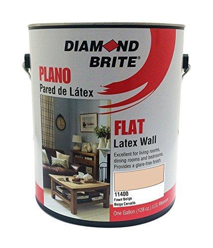diamond-brite-paint-11400-1-gallon-flat-latex-paint-fawn-beige-by-diamond-brite-paint