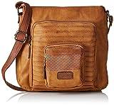 Rieker - H1046, Shoppers y bolsos de hombro Mujer, Braun (cayenne), One Size