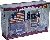Polymark - POL0067 - Ameublement et Décoration - USA - Coffret Gift Set- Modèle aléatoire