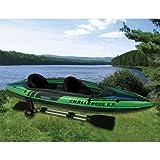 Intex Challenger K2 2-Person Kayak /Model: 68306EP /Inflatable 2-person kayak by Intex 68306EP