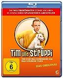 Tim & Struppi - Das Original -  Tim und das Geheimnis um das goldene Vlies [Blu-ray]